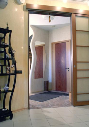 Описание: интерьер ремонт Квартира-146 Прихожая